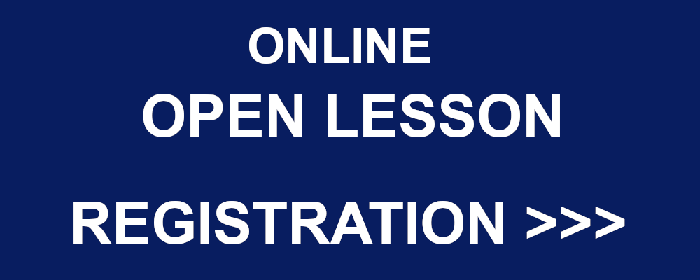 OPEN LESSON REGISTRATION