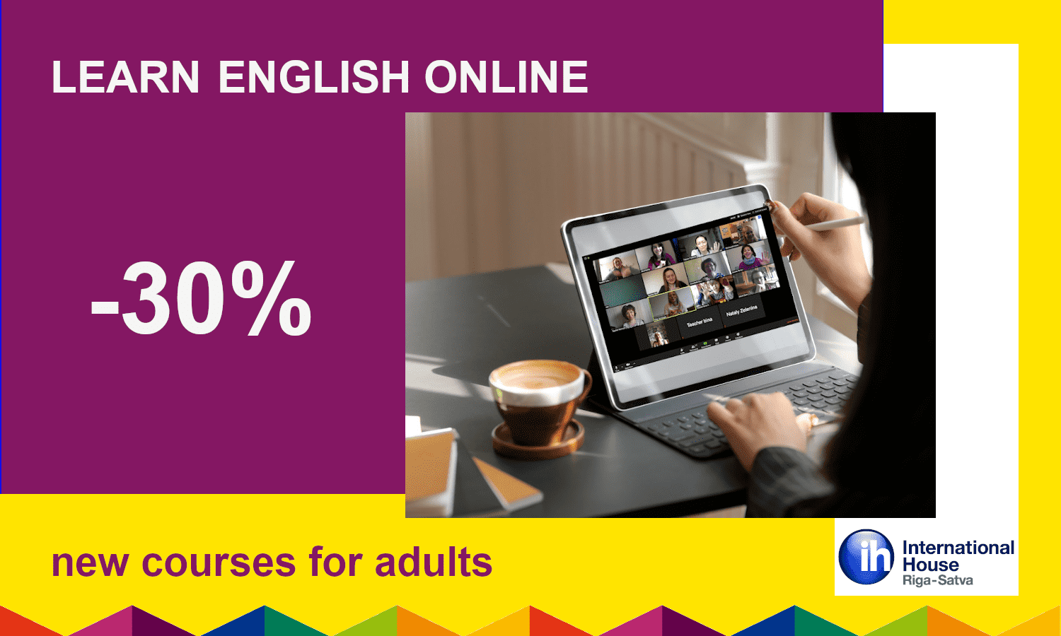 adults online courses